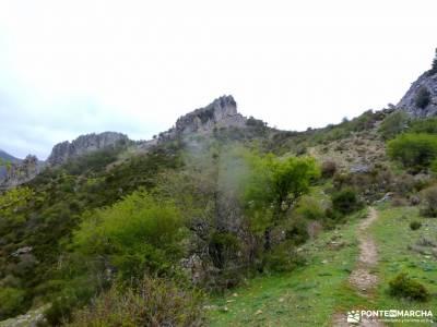 Parque Natural Cazorla-Sistema Prebético;fuentes de la granja silla de felipe ii sepulveda turismo